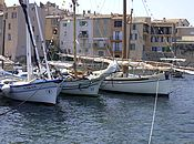 regatta sails saint-tropez the latines sails from St-Tropez