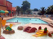 camping club HOLIDAY MARINA grimaud bay of St-Tropez