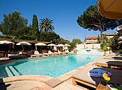 HOTEL DES LICES saint-tropez hotel st-tropez center
