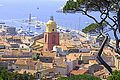 Saint-Tropez Bay of Saint-Tropez Tourism Beaches St-Tropez